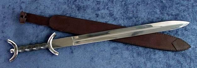 Келтски меч