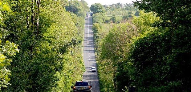 'Римските' пътища всъщност са били построени от келтите, според новите изследвания.