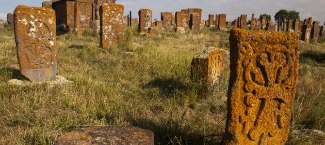 Арменски каменни кръстове – връзка с Келтите ?